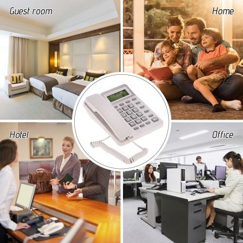 Desktop Corded Landline Phone