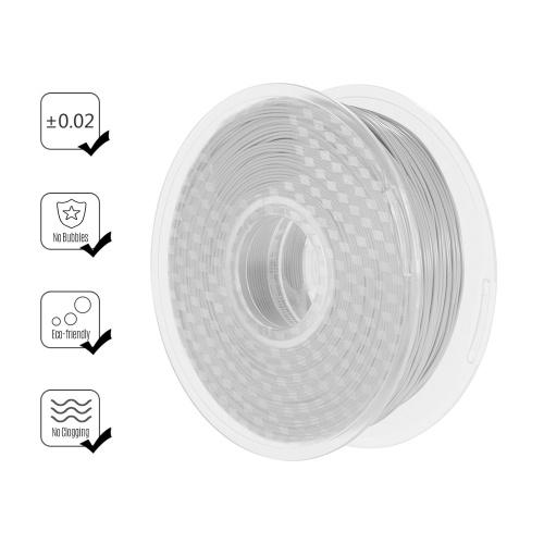 1.75mm PETG Filament Lightproof PETG 3D Printer Filament