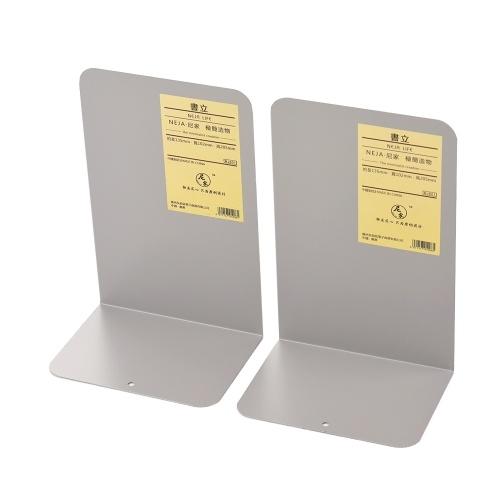 L-förmige Buchstützen aus Metall