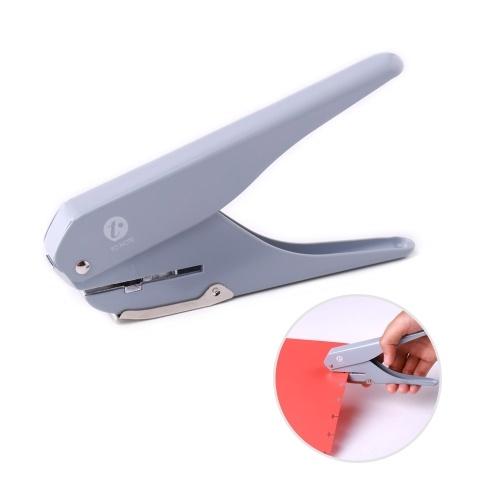 KW-trio Handheld DIY Mushroom Single Hole Punch Puncher Paper Cutter