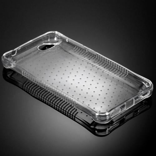 オリジナル BLUBOO バック カバー保護シェル透明な高品質ソフト ケース BLUBOO ピカソのスマート フォン用
