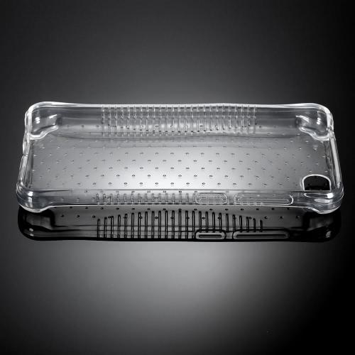 Оригинальный BLUBOO задняя крышка защитная оболочка прозрачные высокого качества мягкий чехол для BLUBOO Пикассо смартфон фото