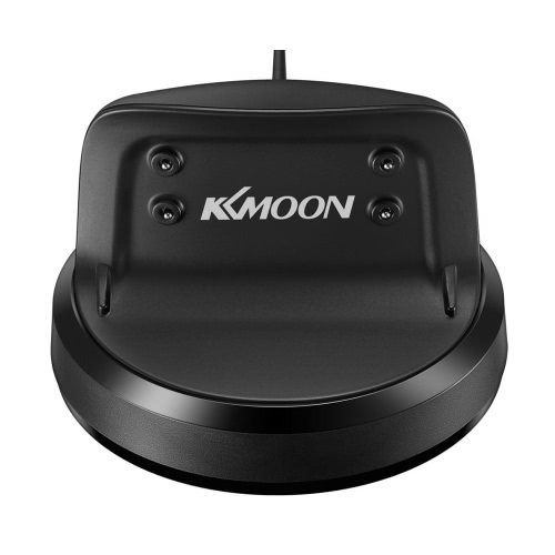 KKmoon przenośne Wysokiej jakości zamiennik Ładowarka Magnetic ładowarce Dock Charger Micro Kabel USB do Samsung Bieg Fit 2 SM-R360 Inteligentne Watch
