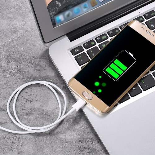 Mobile Phone Data Line Android Type-c Data Charging Lines Fast Charge 2.1A Android 10pcs