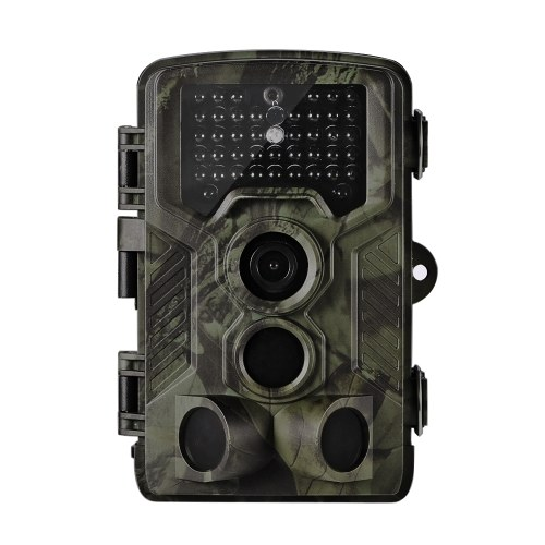 HC-800A Digital Waterproof Hunting Trail Camera Infrared Night-vision Monitor Cam Wildlife Hunting Monitoring and Farm Safety Protections Camera