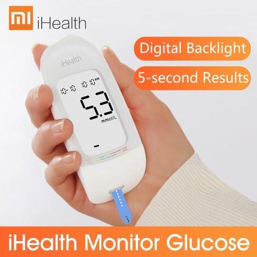Xiaomi Mijia iHealth Monitor Glucose Test Meter Kit