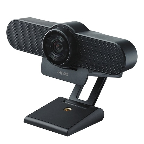 RAPOO C500 4KWebカメラUSBPCコンピューターWebカメラ
