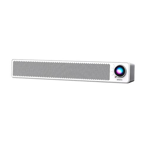 BINNIFA Desktop BT 5.0 Компьютерные колонки Hi-Fi стерео аудио звуковая панель