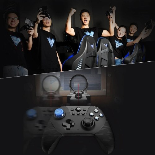 Immagine di Originale Xiaomi Mijia FDG X8 Pro Joystick Game Controller Wireless BT + 2.4G WiFi Game Handle Remote GamePad per PC Android