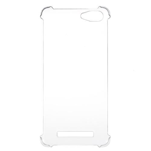 Housse de protection de téléphone pour 5.0 pouces DOOGEE X20 Haute qualité en plastique téléphone Shell Durable Anti-rayures Anti-poussière Anti-choc