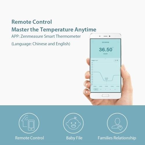 Xiaomi Miaomiaoce Baby Smart Thermometer