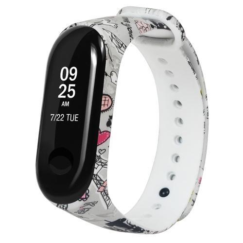 Armband Uhrenarmband Wearable Replaceable WatchBand Ersatz für XIAOMI MI Band 3