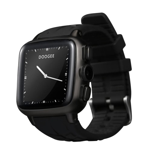 DOOGEE S1 Smart Watch Phone 3G WCDMA Android 4.4 OS MTK6572 Dual Core Bluetooth 4.0 1.54