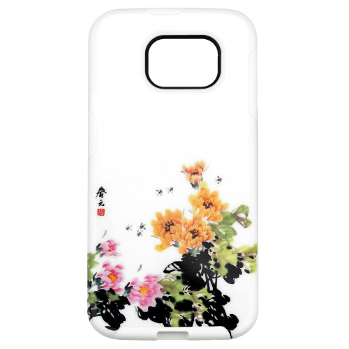 custodia per Samsung Galaxy S6 Eco-friendly materiale elegante portatile ultrasottile anti graffio anti-polvere durevole