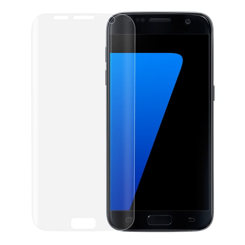 KKmoon PET Screen Protector Cover Film for Samsung S7 edge Ultrathin High  Transparency Anti-dirt Anti-scratch Durable