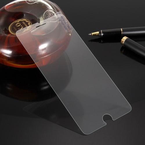 Оригинал KKmoon Preminum Полный Экран Защита Закаленное стекло Защитная пленка 9Н Твердость ультратонкий высокой прозрачностью против царапин Anti-Dust Eye-уход для iPhone 7 4.7inch