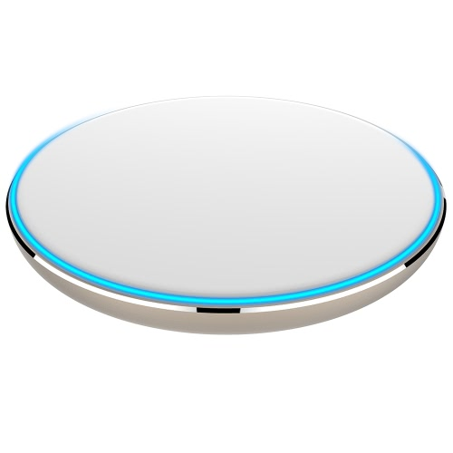 Qi Wireless Charger Charging Pad 5V / 9V 1A ~ 1.6A