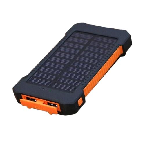 Cargador del panel de la energía solar 8000mAh
