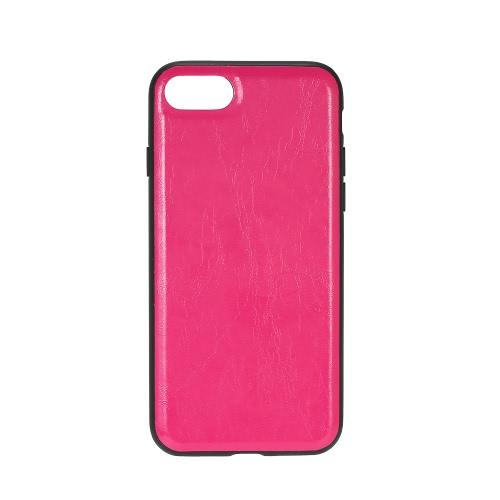 Caso de telefone celular Ultra-fino PC + TPU Shock-Absorption Anti-Scratch Protective Shell Back Cover Caso de telefone Proteção 360 ° para iPhone X