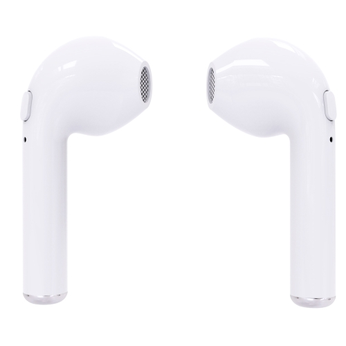 I7 Wireless BT Earphones Mini Earbud Portable Stereo Handfree Earphone Left and Right Ear without Charging Box