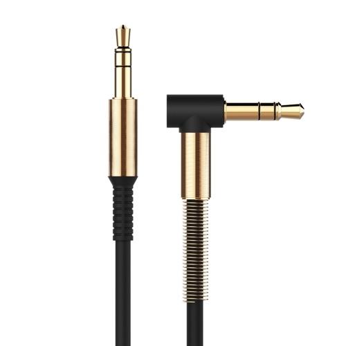 Joyroom AUX Audio Cable 3.5mm High Strength Elastic Audio Line