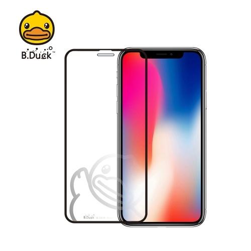 B.Duck P8 para iPhone X tela de vidro temperado