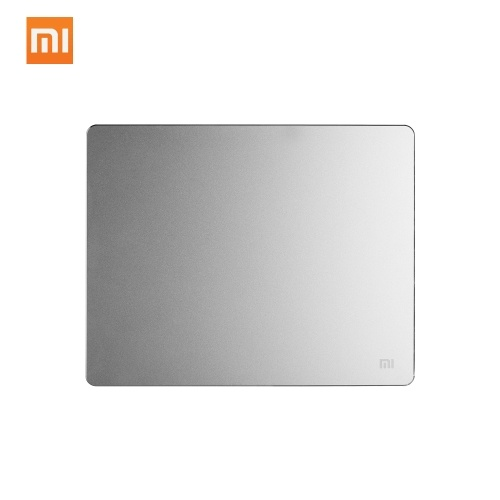 Tappetino per mouse in metallo Xiaomi Tappetino per mouse in lega di alluminio durevole di alta qualità per notebook Apple MackBook / Laptop