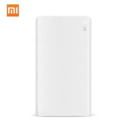 Original xiaomi zmi 5000 mah power bank bateria externa two-way carga rápida 2.0 para iphone ipad samsung portátil powerbank