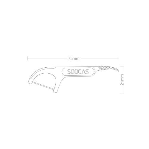 Xiaomi SOOCAS Professional Dental Floss Teeth Stick Toothpicks 50Pcs/Lot