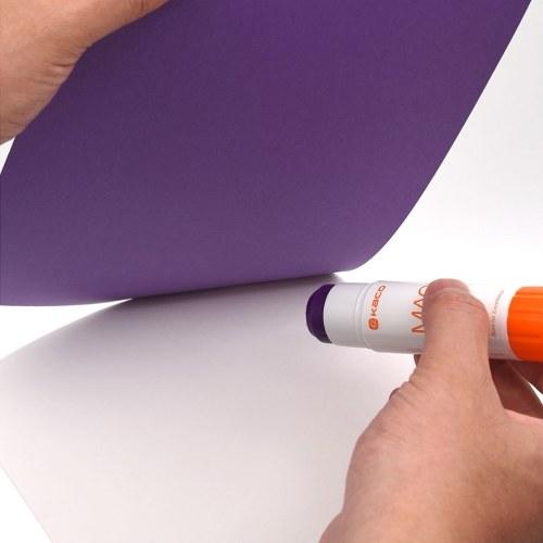 2 Шт. Xiaomi Kaco Твердый Клей-карандаш Цветоизменяющийся Клей Студент Сильные Клеи Бумажный Стикер Канцелярские Школьные Канцелярские Товары фото