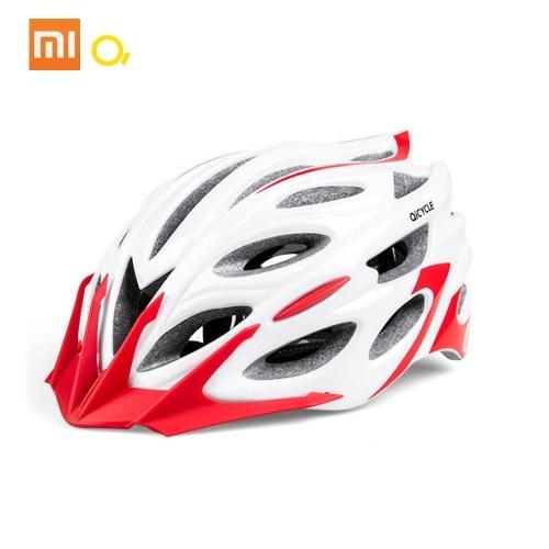 Xiaomi QiCYCLE Sport Helm Radfahren Leichte Männer Frauen Stabile Verstellbare Helm für Outdoor Skateboard Fahrrad Roller 23.23 bis 24.80in