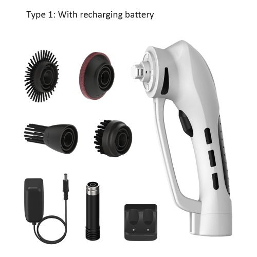 Xiaomi Mijia Shunzao Wireless Hand-Held Cleaner With Recharging Lithium Battery