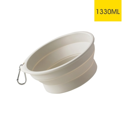 Xiaomi Silicone Foldable Pet Food Water Bowl Collapsible Silicone Pets Bowl Food Water Feeding BPA Free Foldable Travel Cup for Dogs Cat Drop Shipping Outfit Portable Dish