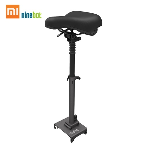 Xiaomi Official M365 Scooter Pro Seat Saddle Foldable Height Spare Parts Electric Scooter Adjustable Seat With Shock Absorbing