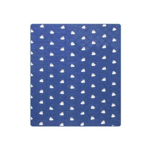 Xiaomi Youpin Zaofeng Picnic Mat Moistureproof Waterproof Portable Pads Foldable Outdoor Camping Blankets Three-layer Thicken Machine Washable Pad 180x200cm