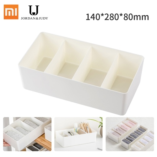 Xiaomi Youpin Jordan Judy Storage Box for Underwear Socks Home Fabric Storage Organizer Home Items Container Compartment