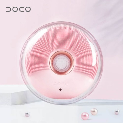Transparent Storage Case For DOCO Intelligent Sonic Facial Cleanser V001 Vibration Cleansing Brush Massager Face Brush Cleaner From Xiaomi Youpin