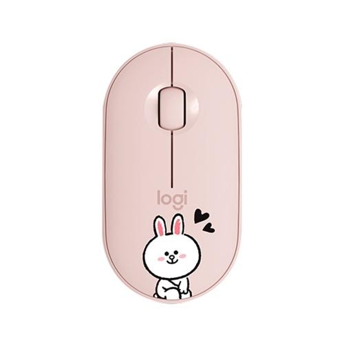 Logitech Pebble Wireless Mouse BT Mouse