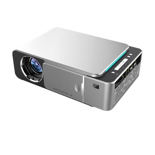 International Version TOPRECIS LED HD Projector T6 720P LED 110-240V Full HD Projector