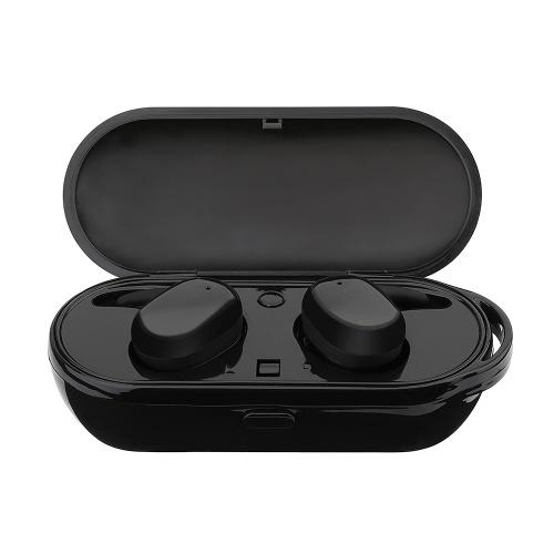 T2C TWS Fones de Ouvido BT Sem Fio Com Cancelamento de Ruído Workout Correndo Ao Ar Livre Portátil BT In-Ear Earbuds