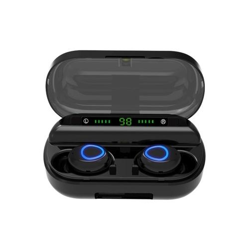 Fones de ouvido sem fio V10 TWS BT 5.0