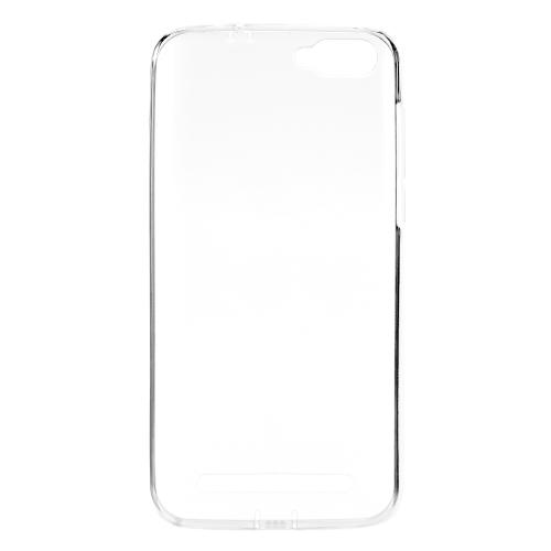 Étui de protection de téléphone pour 5.5 pouces DOOGEE X30 Housse de téléphone en silicone souple de haute qualité Coque de téléphone anti-rayures anti-poussière durable