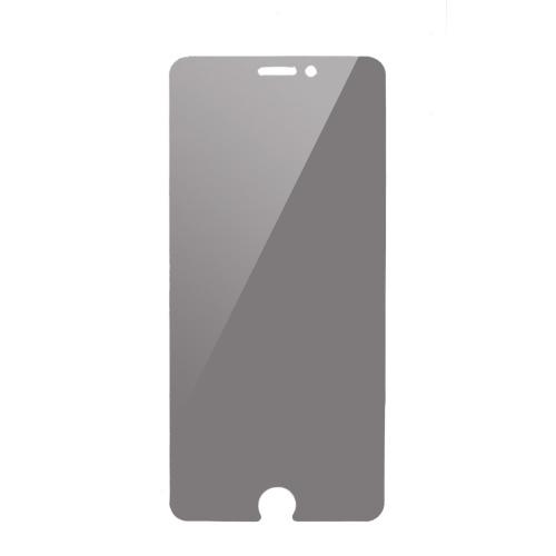 1 Pcs Protecteur D'écran Anti-Peeping Privacy Protection 2.5D Film De Verre Trempé Courbé Ultra-Mince Haute Transparence Anti-Saleté Incassable Anti-Rayures Film De Protection Protecteur Téléphone pour iPhone 6P