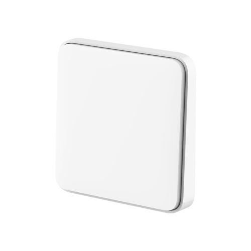Xiaomi MijiaスマートスイッチウォールスイッチシングルおよびデュアルオープンBTレモトコントロールサポート音声コントロールスマートライトXiaomiスマートホーム用インテリジェントランプ(DHKG01ZM)