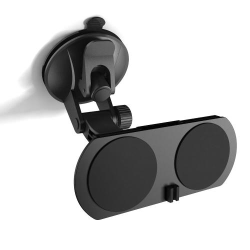 A05 2 en 1 Smartwatch Support de stationnement de charge pour support de téléphone magnétique iWatch Support de véhicule mobile Support de téléphone Support de téléphone magnétique pour Apple iPhone 7 Plus 6 6s Plus Samsung HTC Smartphones