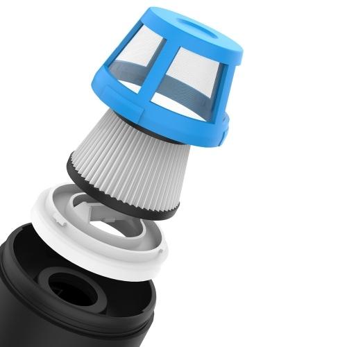 Xiaomi Cleanfly poussière de voiture nettoyeur aspirateur balayage HEPA Fiter Remplacer 1 PCS