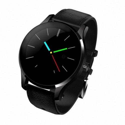K88H Smart Bande Smart Santé Bracelet Smart Watch (Noir)