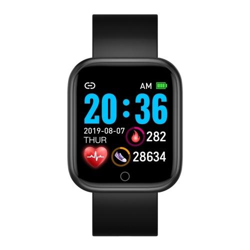 Спортивные часы с 1,3-дюймовым экраном и интеллектуальным браслетом i5PRO с экраном IPS