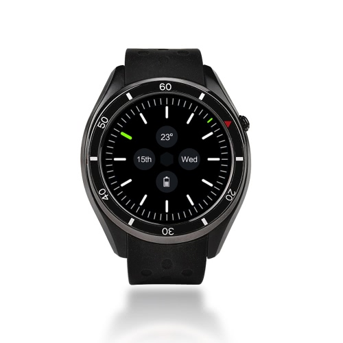 I3 Heart Rate inteligente Bluetooth Sport GPS 3G / 2G Watch Phone WCDMA GSM MTK6580 1.3GHz CPU 1,39