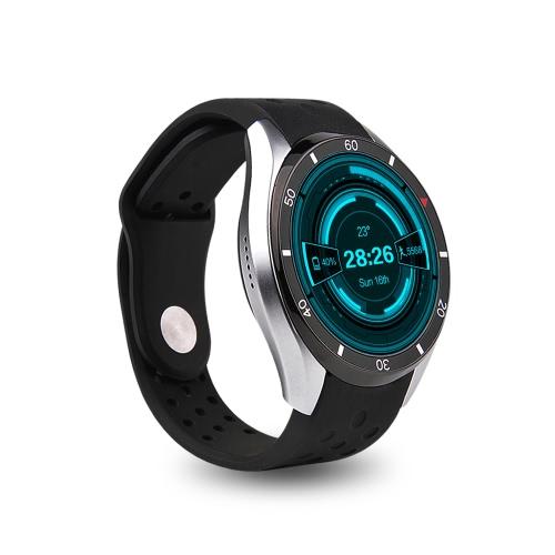 I3心拍スマートBTのスポーツGPS、3G / 2G腕時計の電話WCDMA GSM MTK6580 1.3GHzのCPU 1.39